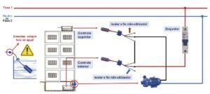 Como ligar duas chaves boia em uma bomba