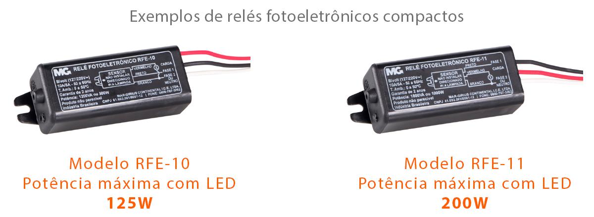 rfe-10 e rfe-11 reles fotoeletronicos compactos