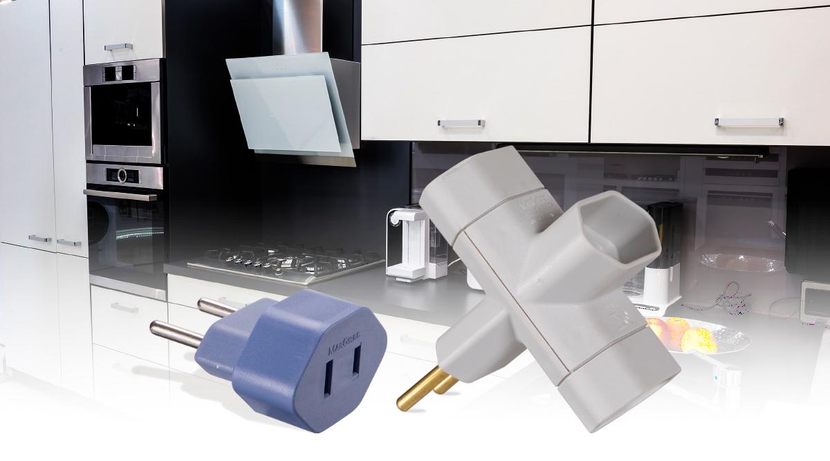 modelos de adaptadores elétrico