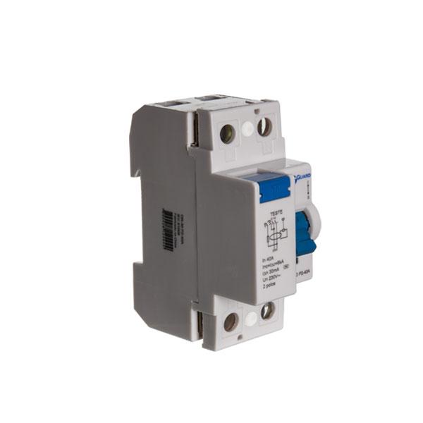 interruptor diferencial residual-bipolar-40A