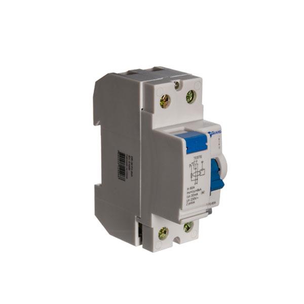 interruptor diferencial residual-bipolar-100A