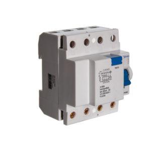 interruptor diferencial residual quadripolar - 63A