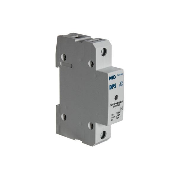 Dispositivo de proteção contra-surtos 30KA - 220V~