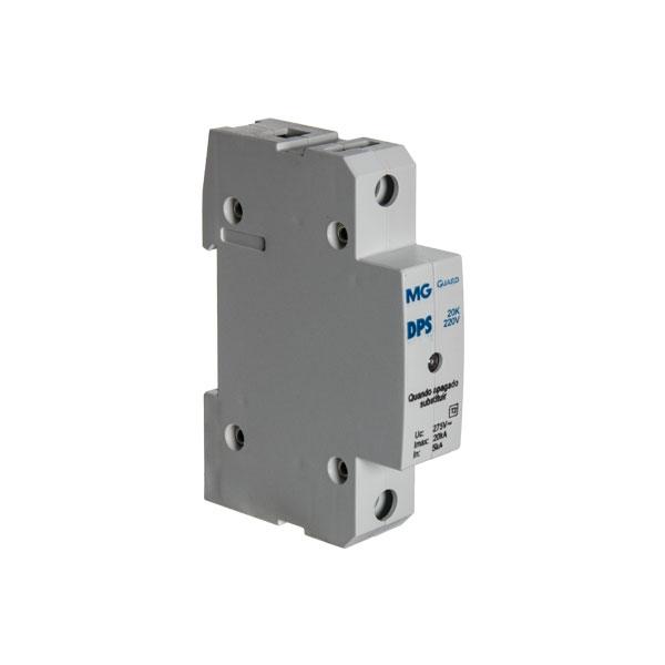 Dispositivo de proteção contra-surtos 20KA - 220V~